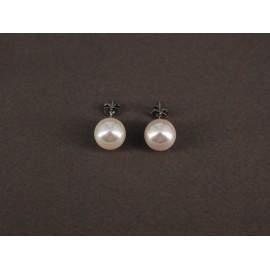 Aros de Acero perla 10mm