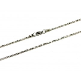 Cadena de Acero fr 2.5mm 45cm