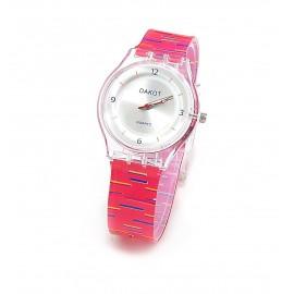 Reloj modelo lady uma fucsia