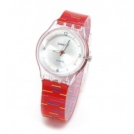Reloj modelo lady uma rojo