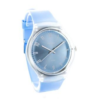 Reloj tressa sumergible celeste 40mm