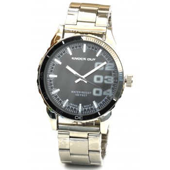 Reloj Knock out hombre KN2435 metal 42mm