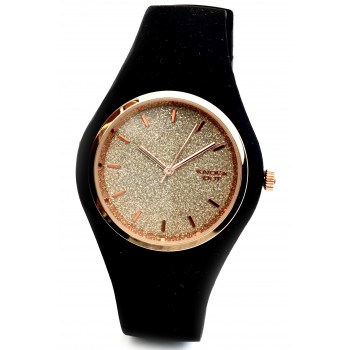 Reloj Knock out mujer KN8469 caucho 35mm