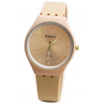 Reloj Dakot lady shivarati caucho 45mm