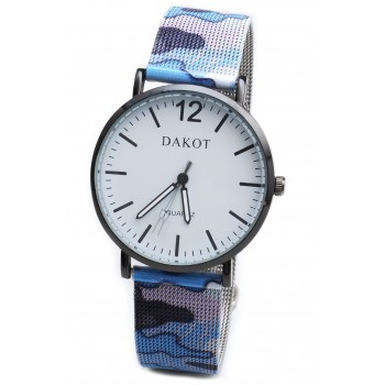 Reloj Dakot diwali metal esmaltado 36mm