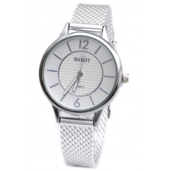 Reloj Dakot lady rubi caucho 34mm