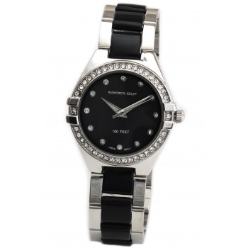 Reloj Knock Out KN2450 mujer metal 34mm