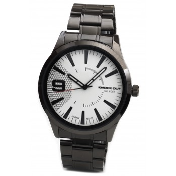 Reloj Knock Out KN2449 hombre metal 43mm
