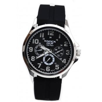 Reloj Knock Out KN8453 caucho 42mm