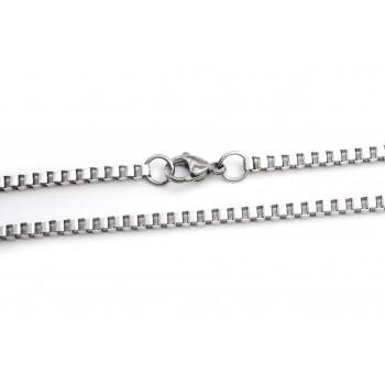 Cadena de acero veneciana 3mm 50cm
