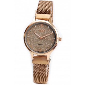 Reloj Knock Out KN1577 glitter e imán 31mm