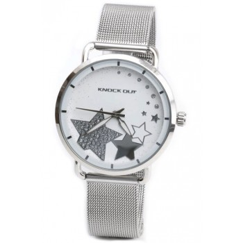 Reloj Knock Out KN1571 fondo estrellas 36mm