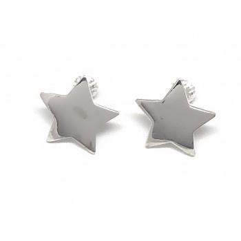 Aro de Plata Estrella 15mm